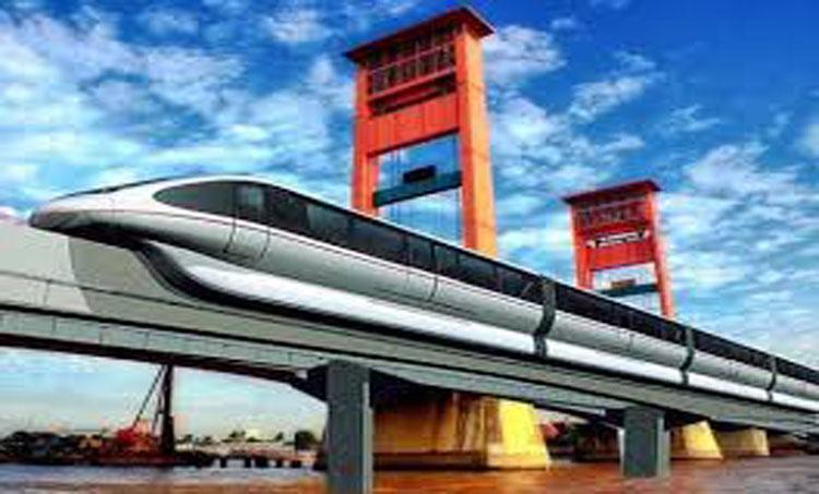Sumsel Nian | Dikaji Pemasukan di luar tarif Jalur LRT Palembang untuk Operasional