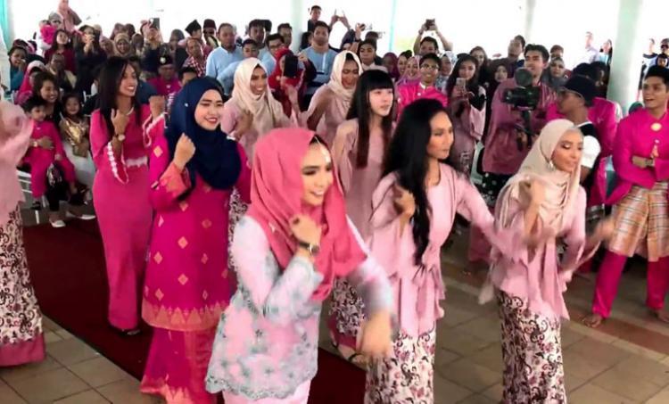 Sumsel Nian   Irama Mengayun Dalam Pernikahan Adat Melayu Oleh Yunianti Jannatun Naim
