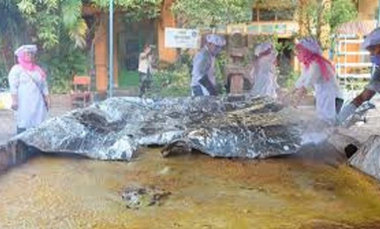 Alligatorn och raketen