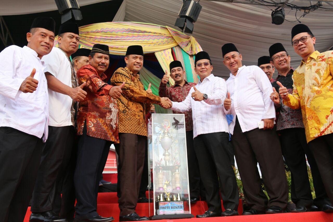 Sumsel Nian Alang Lebar Juara Mtq Palembang Produk Ukm Bumn Sambal Legenda