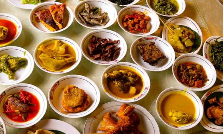 Sumsel Nian Jokowi Menyukai Masakan Padang